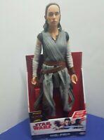 "BRAND NEW- Star Wars The Last Jedi BIG-FIGS Rey Episode VIII 18"" Action Figure"