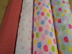 100% COTTON POPLIN DESIGNS BY ROSE & HUBBLE BEAUTIFUL  FABRIC BY THE METRE.