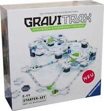 Ravensburger GRAVI-TRAX Starter-Set Das interaktive Kugelbahnsystem NEU