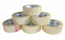 Parcel Packing Tape Clear/Brown/Fragile/Security Extra Strong box Seal