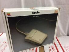 Vintage 1985 Apple Computer Inc IIc Mouse A2M4015 Original Box (BOX ONLY!)