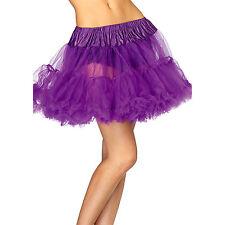 Jupon en tulle Violet Taille Standard - LEG AVENUE