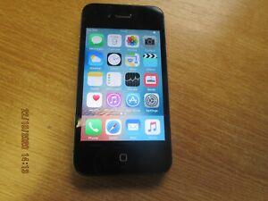 Apple iPhone 4s 16GB Smartphone - Black (EE) Used - D850