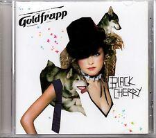 GOLDFRAPP - BLACK CHERRY - 2003 CD ALBUM