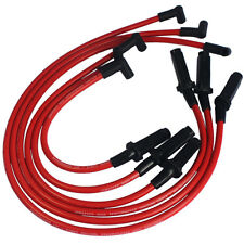 Jdmspeed Performance Red 10.5mm Ignition Spark Plug Wires 3800 Series Ii L67