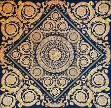 Fabulous Versace Baroque 137cm x 137 cm Panel Pattern Fabric