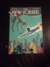 The New Yorker Magazine, Aug 1 2016, Beneath The Waves, Frank Viva