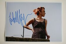 Isabella Ragonese signed 20x30cm Il padre d'Italia Foto Autogramm / Autograph IP