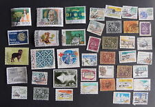 Aviation Used Portuguese & Colonies Stamps