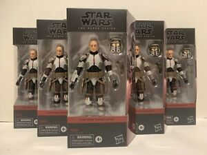 """STAR WARS BLACK SERIES TECH THE BAD BATCH 6"""" ACTION FIGURE #04 IN STOCK. WOW!"""