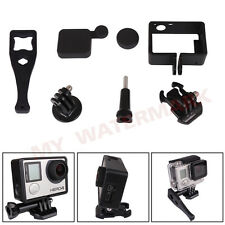 Standard Frame Mount Accessories Kit for GoPro HD HERO4 Cameras
