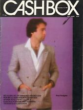 NOV 12 1983 CASH BOX music magazine PAUL RODGERS