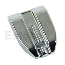 1PC Metal Invisible Concealed Snap On Zipper Foot Babylock Brother Singer Sewing