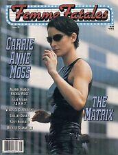 Femme Fatales The Matrix Carrie Anne Moss Rachel Weisz Julie Strain NM