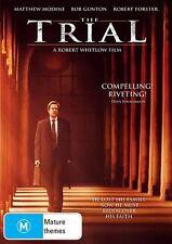 The Trial (Brand New Region 4 DVD, 2011) Matthew Modine