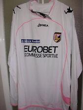 maglia shirt palermo 2010-11 legea senza nr e nome taglia XL nuova bianca