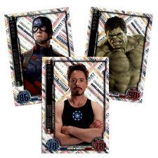 Hero Attax Marvel Cinematic Universe 2016 Trading Cards 1-112 aussuchen/choose