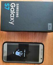 Samsung Galaxy S7 SM-G930FD - 32GB - SILVER - Smartphone. Come nuovo.