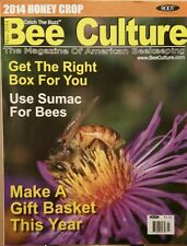 Bee Culture Get the right Box For You Use Sumac for Bees Nov 2014 FREE SHIPPING