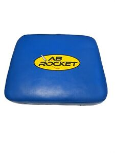 AB Rocket Replacement Seat Only - Original Part - Blue Abdominal Exerciser