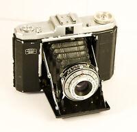 Zeiss Ikon: Nettar 515  6x4.5 1938-1951 novar  4.5 75 mm