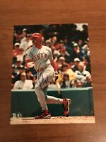 Juan Gonzalez Original Autograph 8x10 Photo, Texas Rangers