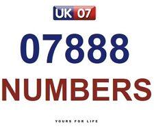 2 of 3 - 07888 Gold Easy Memorable Business Platinum VIP UK Mobile Phone Numbers