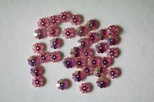 Swarovski  #3700 MARGARITA FLOWER Beads 6mm, Many Special Effect Colors ALL!!