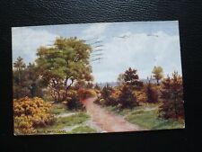 A.R.Quinton postcard *1142 Harlow Moor, Harrogate