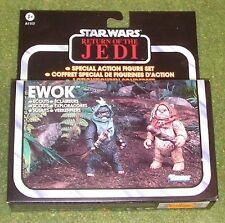 Star Wars Vintage Colección 2012 Endor Ewok Scouts