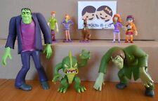 LOT de 8 FIGURINES SCOOBY DOO Scoubidou TM & Hanna Barbera # 19