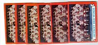 1X DETROIT RED WINGS TEAM PIC 1973 74 Topps #97 EX Lots Available