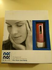 NO NO HAIR REMOVAL SYSTEM, Used -PINK