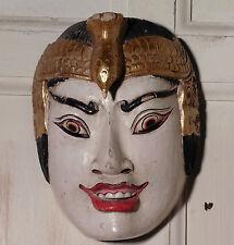 Oceanian/Australasian Ethnographic Antique Masks