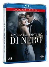 Blu Ray 50 CINQUANTA SFUMATURE DI NERO (2017) ***Disponibilta' Immediata*** NEW