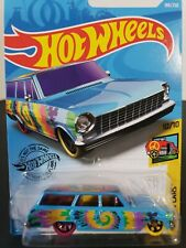 Hot wheels 64 chevy nova station wagon HW Art