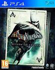 Batman Return To Arkham PS4 * NEW SEALED PAL *