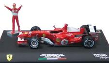 Hot Wheels 340-1432 Ferrari 248 F1 - Michael Schumacher Monza 2006 Massstab: 1:1