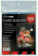 More details for 1000 x card sleeves [ ultra pro ] for magic & pokemon ~ protect your tcg cards