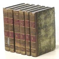 Storia d'Italia dal 1789 al 1814 scritta da Carlo Botta - ed. 1833 Capolago