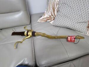 "Harry Potter Quidditch Broom Stick Nimbus 2000 Toy Replica 36"" Rubies Costume"
