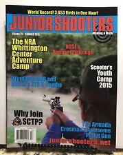 Junior Shooters NRA Adventure Camp Pellet Gun Vol 21 Summer 2015 FREE SHIPPING