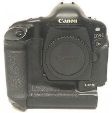 Canon EOS 1Ds Mark I Digital SLR Camera For Parts Or Repair - BAD SHUTTER