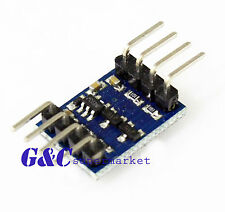 2PCS IIC I2C Level Conversion Module 5V-3V System level converter  Sensor M114