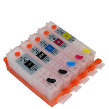 Refillable ink cartridge PGI-370 CLI-371 for Canon MG5730 TS5030 TS6030 TS6030