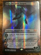 Ugin, the Spirit Dragon, WAR Mythic Edition Foil, NM, X1 MTG