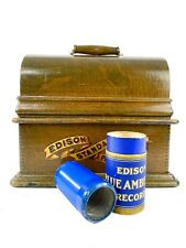 The Star Spangled Banner, Chalmers 2652 Blue Amberol Edison Wax Cylinder Record