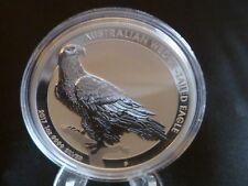 1 oz Silbermünze Australien Perth Mint Wedge Tailed Eagle 2017 gekapselt Unze ♡