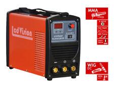 E-Hand MMA + WIG TIG Lift Schweissgerät Pro Stick 205 STE 200A E6010 IGBT