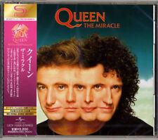 QUEEN-MIRACLE-JAPAN SHM-CD E50
